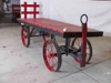 "Lot 257  ""Baggage Cart"":"