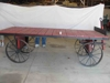 "Lot 256  ""Baggage Cart"":"