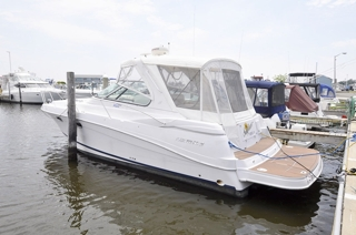 2005 FOUR WINNS 378 VISTA LUXURY EXPRESS CRUISER