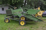 FARM EQUIPMENT, TOOLS AND ANTIQUE AUCTION FOR THE STAN GERGEN ESTATE