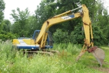 EXCAVATOR AUCTION