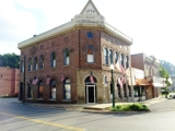 HISTORIC BANK BUILDING-ALDERSON,WV