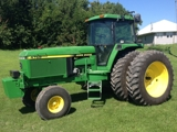 JD farm machinery & equipment