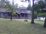 Large Rustic Cabin and 10+/- acres
