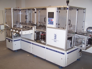 CD/DVD Packaging & Processing Business Liquidation