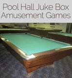 Extended! Billards Hall Online Auction PA
