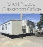 INSPECT TOMORROW (15) Mobile Office Classrooms Online Auction MD