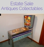 INSPECT TODAY Estate Sale – Antiques, Collectibles and Mish Mosh Online Only Auction OH