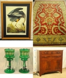 Art, Fine Furniture and Accesories Online Auction