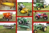 Top Quality Acreage & Lawn and Garden Equipment Relocation Auction