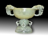 PRIVATE ASIAN COLLECTION AUCTION! FINE PORCELAIN, FURNITURE, IVORY CARVINGS, INK SCROLLS, JADE CARVINGS & MORE!
