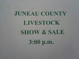 Juneau County Livestock Auction