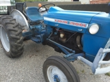 Ford 2000 Diesel Tractor ONLINE ONLY AUCTION