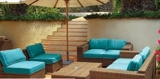 PATIO FURNITURE & EGYPTIAN MARBLE