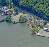 21,000 SQ FT WATERFRONT CATERING FACILITY ON 2+ ACRES