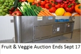 INTERNET BIDDING ONLY AUCTION - EQUIPMENT FROM HARD-E FOODS OF ST. LOUIS