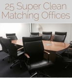 CLOSING TODAY, SHORT NOTICE 25 Matching Exec Offices