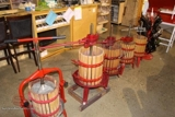 Stomp them Grapes: Wine Making and Home Brew Supplies