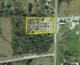 Two Tracts of Land near Cayce Road, Marshall County, MS