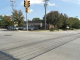 6,800 SQ FT BUILDING AT TRAFFIC LIGHT INTERSECTION