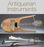Antiquarian Instruments Online Auction and Live Falls Church VA