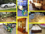 Super Clean & Well-Maintained Acreage Equipment & Household Relocation Auction
