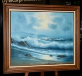 ECLECTIC COLLECTION AUCTION; FURNITURE, FINE OIL PAINTINGS, ORIGINAL DALI ETCHING, STAMPS, JEWELRY & MORE!
