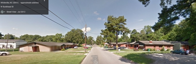 Foreclosure Auction of 18 Unit Apartment Asset in Whiteville, NC