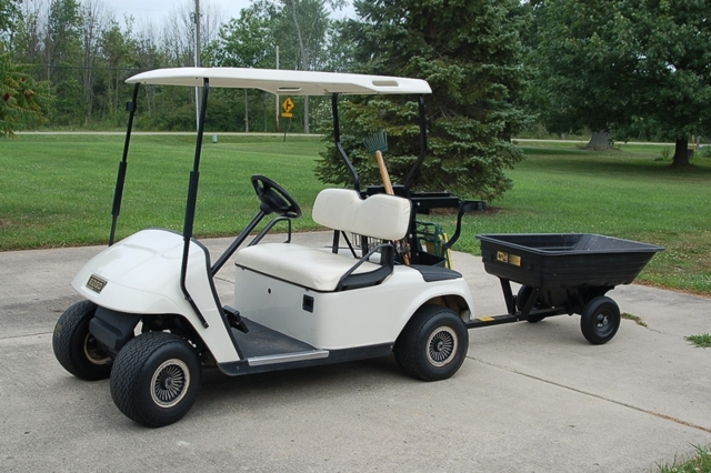 CAMPBELL ESTATE AUCTION - Jerry Stichter Auctioneer on golf carts ohio, golf carts philadelphia, golf carts covington, golf carts austin,