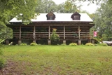 Custom Log Home - 2467 SF - 20 Acres