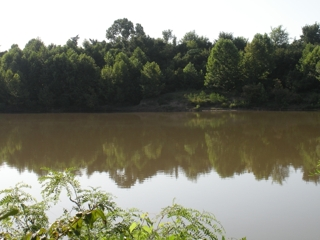 Avoyelles Parish Waterfront Lot on Red River