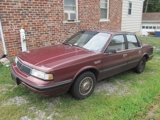 1992 Oldsmobile Cutless Auction Online Auction VA