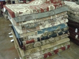 National  distributor of New, Brand name area rugs excess inventory liquidation Online Auction Va
