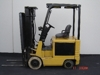 Catapiller Electric Forktruck 1994 Model EC15 S/N a3fm0: