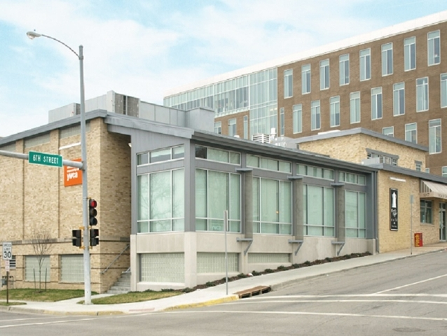 BANK OWNED AUCTION of 3-Story Former Kansas City, KS YWCA Building