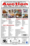 Household, Antique, Collectible & Toy Auction