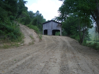 : TRACT 1 - 23.57 ACRES WITH BARN AND SPRING