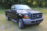 2005 Ford F250 Pickup Truck XL