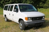 2004 Ford E350 Van XL Super Duty