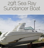 29FT Sea Ray Boat Online Auction Pa