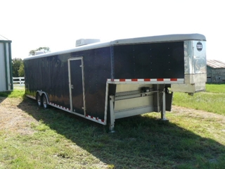 36' Enclosed Car Hauler