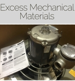 Extended! Excess Mechanical Materials Online Auction Chevy Chase MD