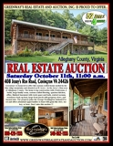 Gorgeous Log Home on 52 Acres