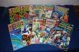 COMIC BOOK AUCTION - LIVE AND ON-LINE