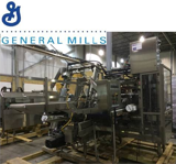 INTERNET BIDDING ONLY AUCTION- SURPLUS EQUIPMENT FROM THE ONGOING OPERATIONS OF GENERAL MILLS