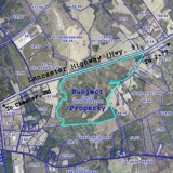 294 Acre Prime Industrial Tract Chester, SC