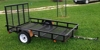 2012 Utility trailer 5x8 with ramps: