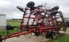 Case IH 4300 field cultivator, 46' double fold:
