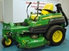 "J.D. Z930A, gas, zero turn, 60"" deck:"