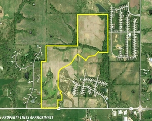 GONE! 111 ACRE ABSOLUTE LAND AUCTION - KEARNEY, MO